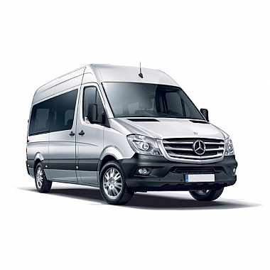 Mercedes-Benz Sprinter 5 / Volkswagen Crafter 2014