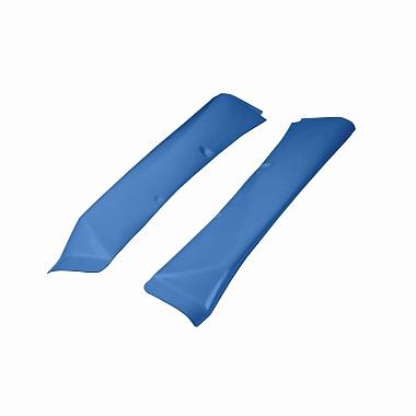 Уши спойлера Газель (синие Балтика)
