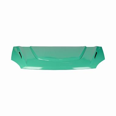 Капот Газель Некст пластиковый в цвет (зеленый Кипр)