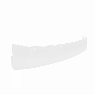 Козырек солнцезащитный Газель Некст (белый)