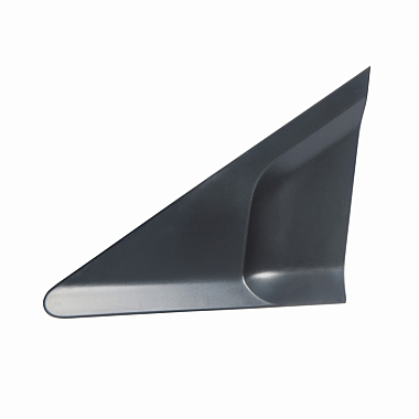 Треугольник (левый) крыла и зеркала Газель Некст