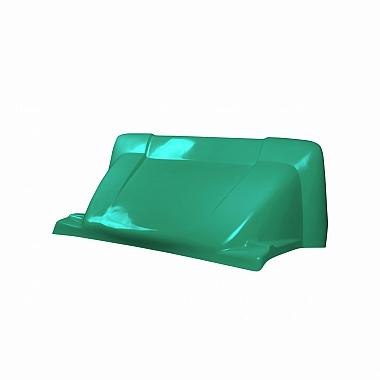 Спойлер на Газель Некст 2.0 (зеленый Кипр)
